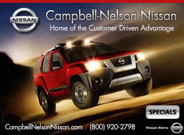 Campbell Nissan Of Edmonds Nissan Service Center