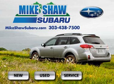 Subaru servis