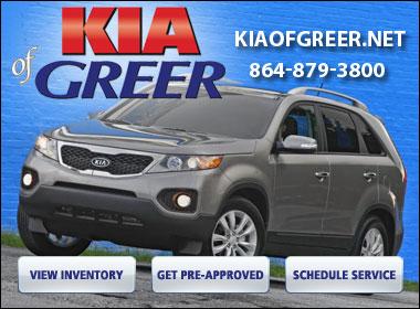 Kia of Greer - Kia, Used Car Dealer, Service Center ...