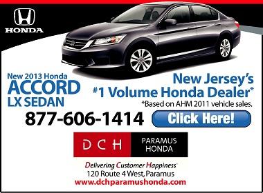 Bronx honda honda service center dealership ratings for Honda dealership paramus nj