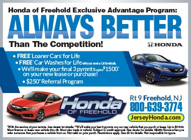 honda of freehold honda service center dealership reviews