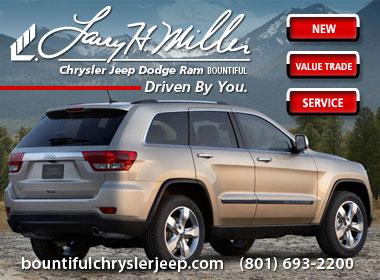 Larry h miller chrysler jeep dodge ram bountiful for M l motors chrysler dodge jeep ram