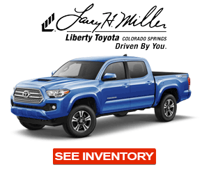 Larry H Miller Toyota New Car Drive Colorado Springs