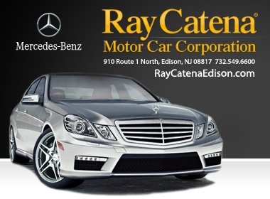 Ray catena mercedes benz of edison employees for Ray catena mercedes benz