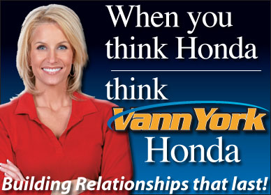 Vann york honda honda service center dealership reviews for Vann york honda high point nc