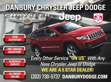 Danbury Chrysler Jeep Dodge Chrysler Dodge Jeep Ram