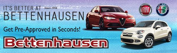 Bettenhausen fiat fiat service center dealership ratings for Bettenhausen motor sales tinley park il