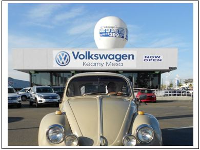 Volkswagen Kearny Mesa Employees