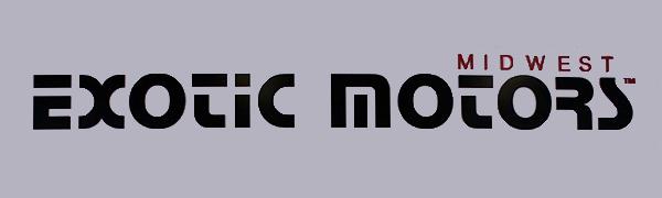 Exotic Motors Midwest Service Center Used Car Dealer
