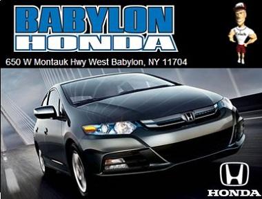 Babylon honda employees for West babylon honda