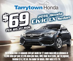 Tarrytown honda honda service center dealership reviews for Yonkers honda service center