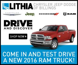 Lithia Chrysler Jeep Dodge Of Billings Chrysler Dodge