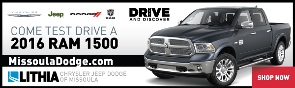 Lithia Chrysler Jeep Dodge Missoula 2018 Dodge Reviews