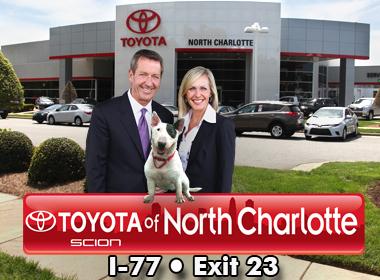 toyota of north charlotte toyota service center dealership ratings. Black Bedroom Furniture Sets. Home Design Ideas