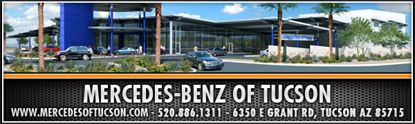 mercedes benz of tucson employees