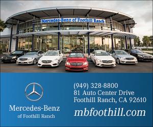 Mercedes benz of foothill ranch mercedes benz service for Mercedes benz foothill ranch service specials