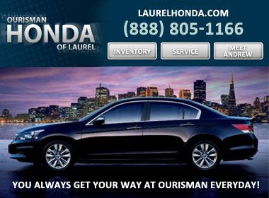 Ourisman Honda Volkswagen of Laurel - Honda, Volkswagen, Service Center - Dealership Reviews