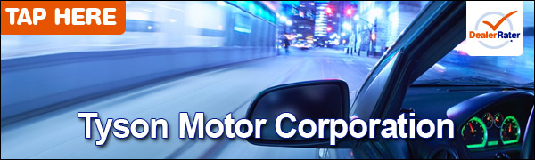 Tyson motor corporation employees for Tyson motors service hours