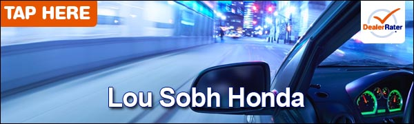 Lou sobh honda honda service center dealership reviews for Lou sobh honda service