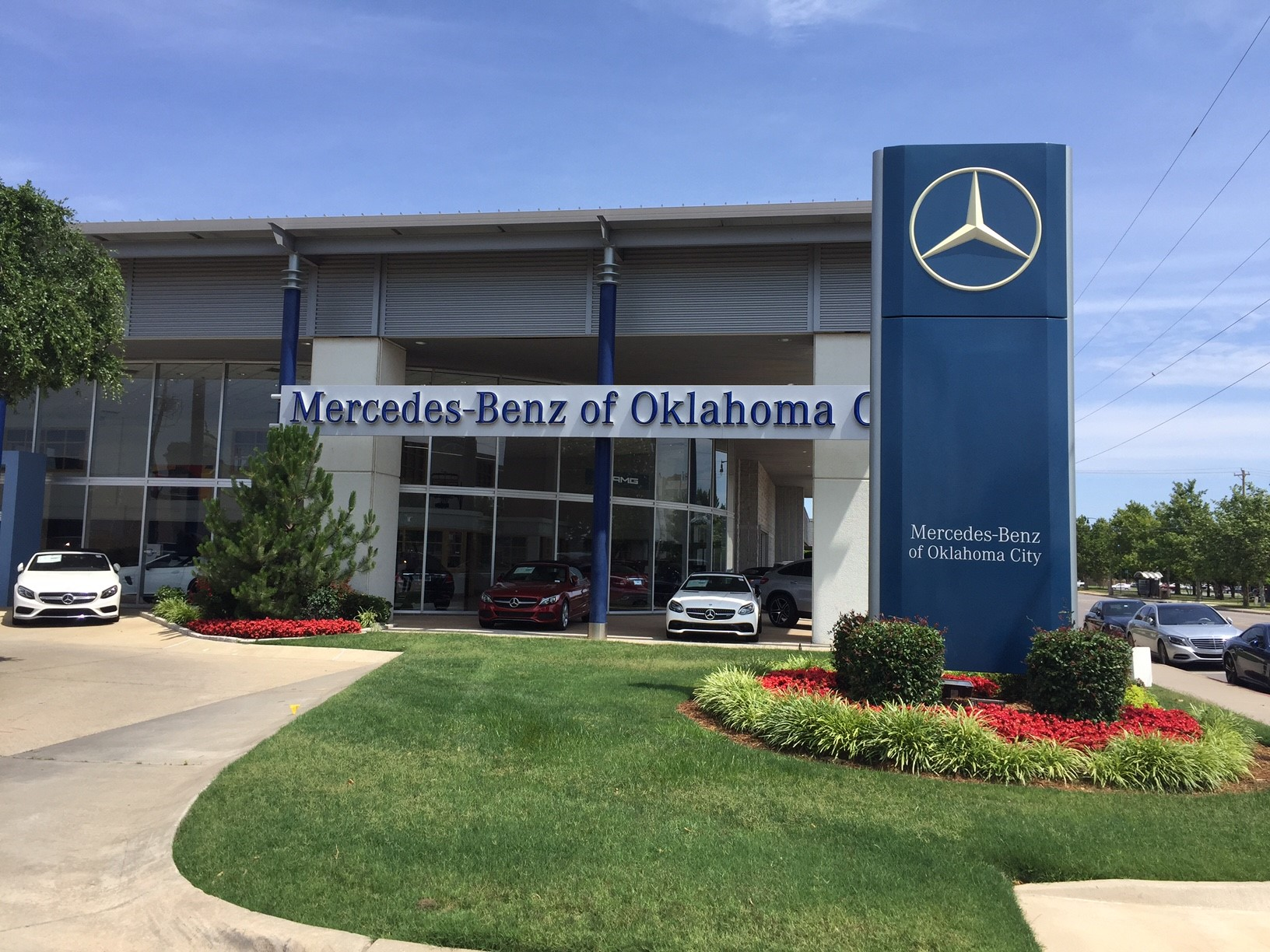 Mercedes benz of oklahoma city mercedes benz service for Mercedes benz okc
