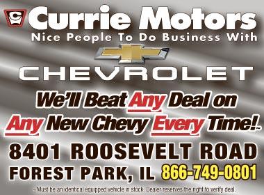 Currie Motors Chevrolet Chevrolet Service Center