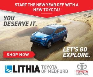 Lithia Toyota Of Medford Employees