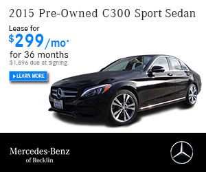 Mercedes benz of rocklin mercedes benz service center for Mercedes benz of rocklin
