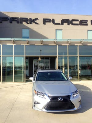 park place lexus plano lexus service center dealership reviews. Black Bedroom Furniture Sets. Home Design Ideas