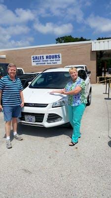 Pegues Hurst Motor Co Ford Service Center Dealership