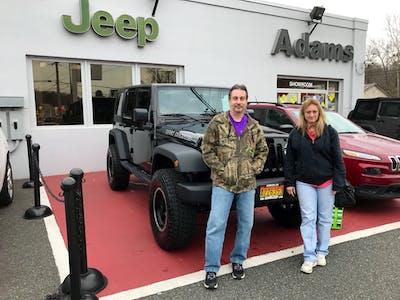 Adams Car Dealership Maryland