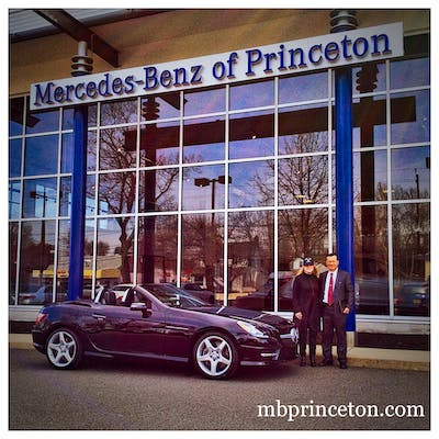 Thomas knobloch sr employee ratings for Mercedes benz of princeton