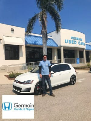 They Have My Business For For As Long As They Are Open. Thank You Again  Mona At Germain Honda For The Comfortable Experience.