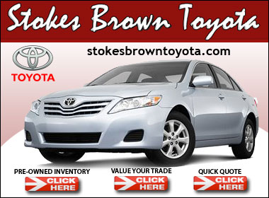 stokes brown toyota beaufort employees. Black Bedroom Furniture Sets. Home Design Ideas