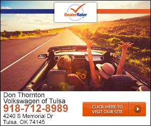 Don Thornton Volkswagen of Tulsa - Volkswagen, Used Car Dealer, Service Center - Dealership Ratings