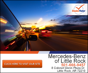 mercedes benz of little rock mercedes benz used car dealer service center dealership reviews. Black Bedroom Furniture Sets. Home Design Ideas