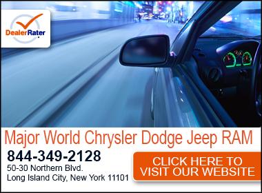 Major World Chrysler Dodge Jeep Ram Chrysler Dodge