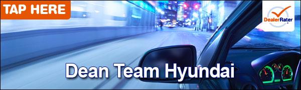 dean team hyundai hyundai used car dealer service. Black Bedroom Furniture Sets. Home Design Ideas