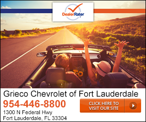 Grieco Chevrolet of Fort Lauderdale - Chevrolet, Service ...