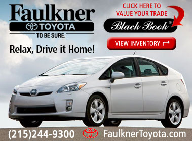 Faulkner Toyota Trevose >> Faulkner Toyota - Toyota, Used Car Dealer, Service Center ...