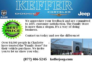 keffer chrysler jeep dodge ram employees. Black Bedroom Furniture Sets. Home Design Ideas