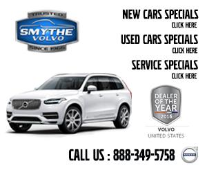 Smythe Volvo - Volvo, Used Car Dealer, Service Center - Dealership Ratings