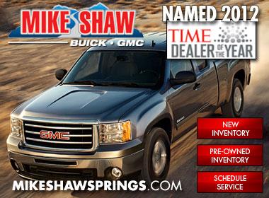Mike Shaw Colorado Springs Used Cars