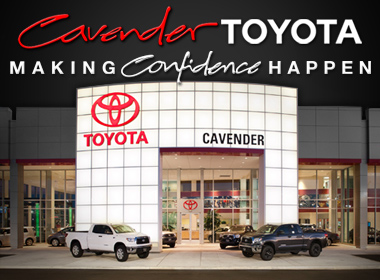 Cavender Toyota Toyota Scion Service Center