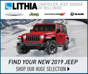 Used Car Dealerships In Billings Mt >> Lithia Chrysler Jeep Dodge of Billings - Chrysler, Dodge, Jeep, Ram, Used Car Dealer, Service ...