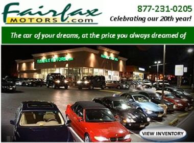Fairfax motors used car dealer dealership reviews for Fairfax motors fairfax va