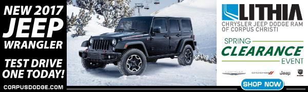 Car Dealerships In Corpus Christi >> Lithia Chrysler Jeep Dodge of Corpus Christi - Chrysler ...