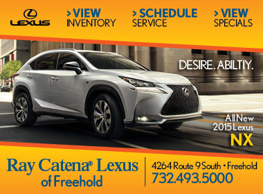 ray catena lexus of freehold lexus service center dealership ratings. Black Bedroom Furniture Sets. Home Design Ideas
