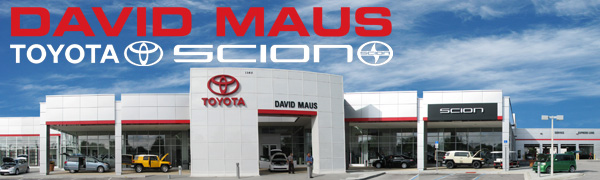 david maus toyota toyota used car dealer service center dealership ratings. Black Bedroom Furniture Sets. Home Design Ideas