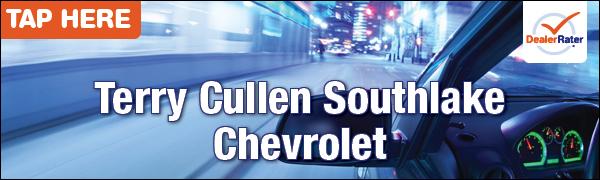 terry cullen southlake chevrolet vehicles for sale dealerrater. Black Bedroom Furniture Sets. Home Design Ideas