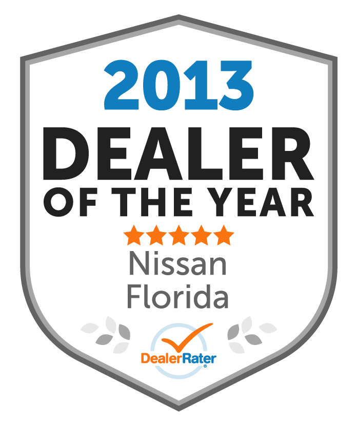 AutoNation Nissan Brandon Awards. Awards